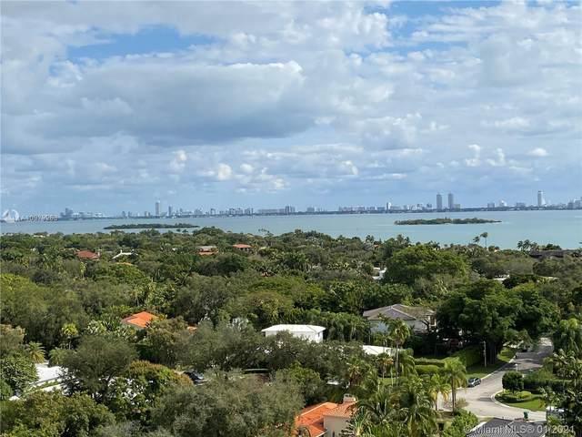 4250 SE Biscayne Blvd #1207, Miami, FL 33137 (MLS #A10979263) :: The MPH Team