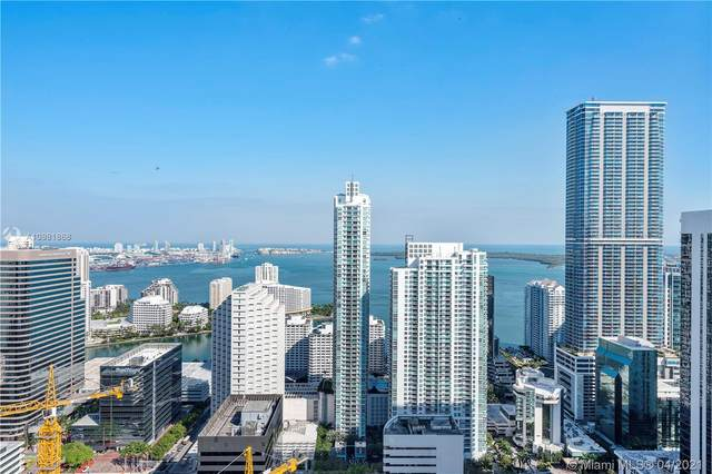45 SW 9th St Lph4501, Miami, FL 33130 (MLS #A10981868) :: The Teri Arbogast Team at Keller Williams Partners SW