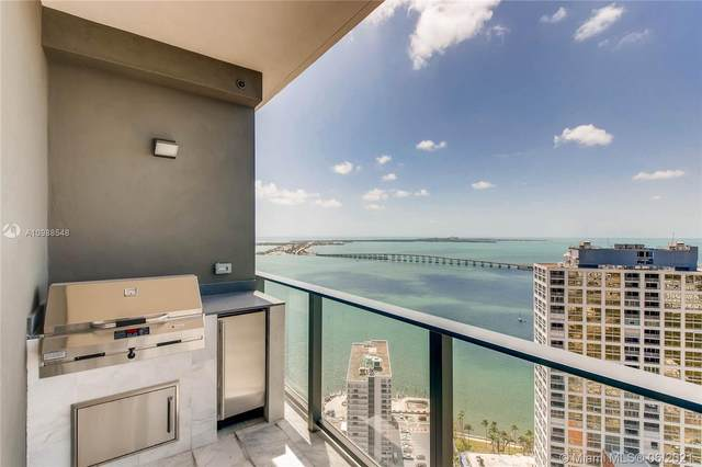 1451 Brickell Ave 3903+3904, Miami, FL 33131 (MLS #A10988548) :: The Howland Group