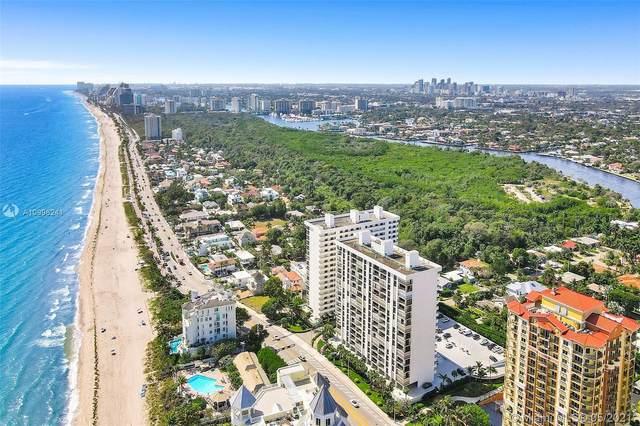 1901 N Ocean Blvd 4A, Fort Lauderdale, FL 33305 (MLS #A10996241) :: Compass FL LLC