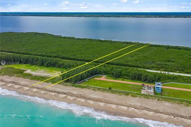 0 S Ocean Dr, Fort Pierce, FL 34949 (MLS #A11004199) :: GK Realty Group LLC