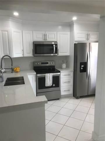 5890 NW 64th Ave #110, Tamarac, FL 33319 (#A11008671) :: Dalton Wade