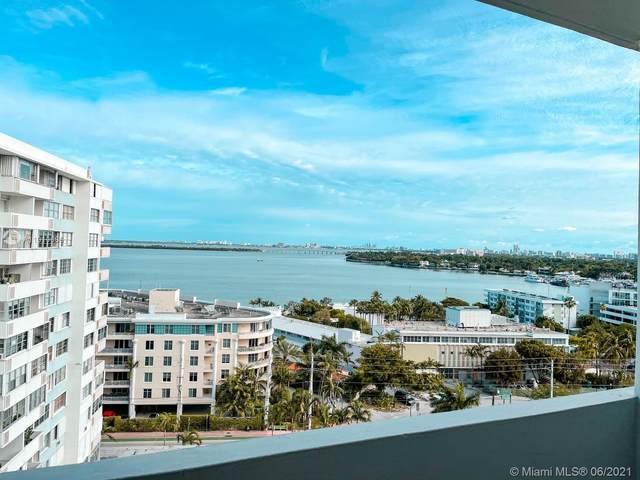 5 Island Ave 12B, Miami Beach, FL 33139 (MLS #A11010686) :: The Howland Group