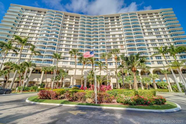 3800 S Ocean Dr #907, Hollywood, FL 33019 (MLS #A11017515) :: Green Realty Properties