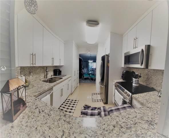 12850 SW 4th Ct 105I, Pembroke Pines, FL 33027 (MLS #A11018877) :: Prestige Realty Group