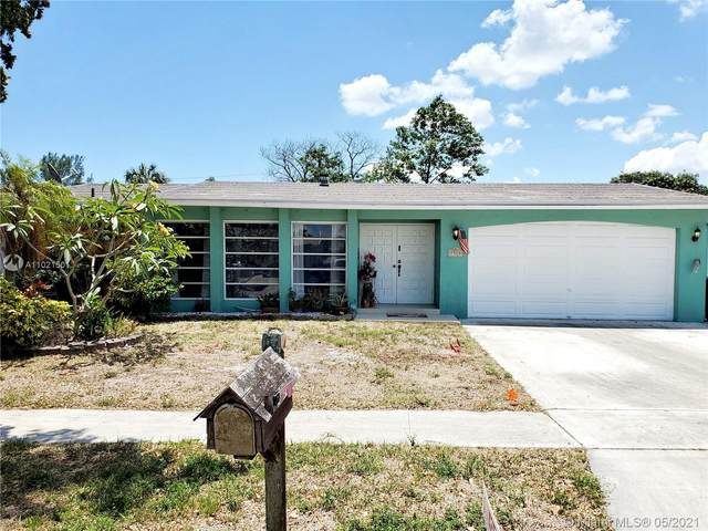 7928 NW 1st St, Margate, FL 33063 (MLS #A11021501) :: The Paiz Group