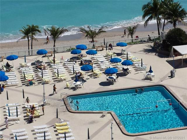 2030 S Ocean Dr #309, Hallandale Beach, FL 33009 (MLS #A11034154) :: Carole Smith Real Estate Team