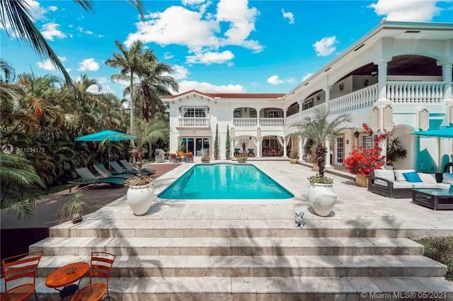 431 Layne Blvd, Hallandale Beach, FL 33009 (MLS #A11034175) :: The Riley Smith Group