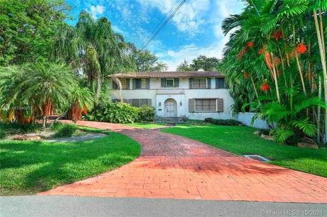 3671 Matheson Ave, Coconut Grove, FL 33133 (MLS #A11040033) :: Castelli Real Estate Services