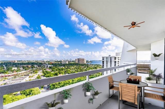 2000 Towerside Ter Ph-7, Miami, FL 33138 (MLS #A11063266) :: Berkshire Hathaway HomeServices EWM Realty