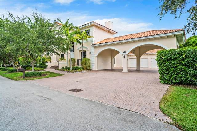 18788 SW 79th Ave, Cutler Bay, FL 33157 (MLS #A11078619) :: The Pearl Realty Group