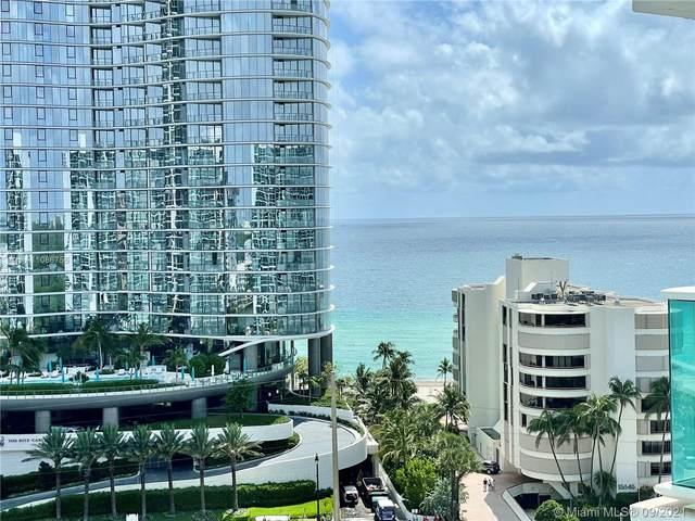 100 Bayview Dr #1511, Sunny Isles Beach, FL 33160 (MLS #A11086756) :: The MPH Team