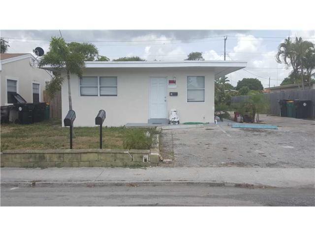 1325 S M St #1, Lake Worth, FL 33460 (MLS #A2128479) :: Green Realty Properties