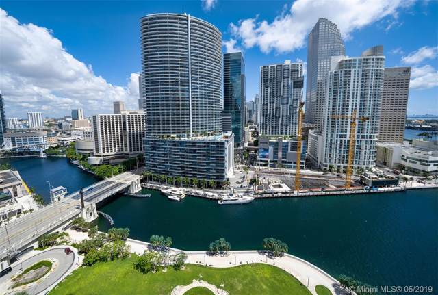 475 Brickell Ave #2310, Miami, FL 33131 (MLS #A10032513) :: Castelli Real Estate Services
