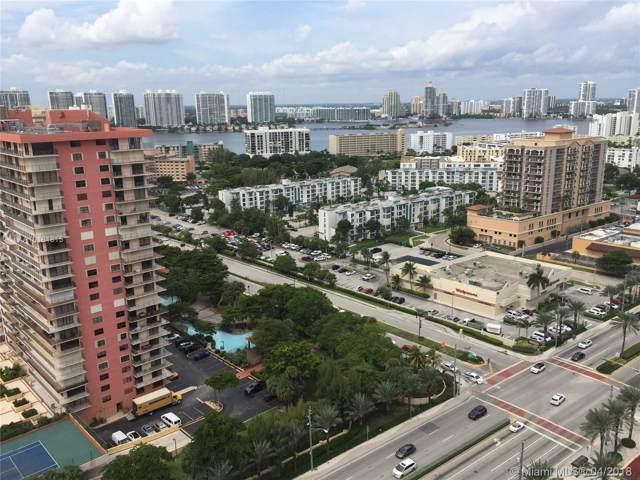 17315 Collins Ave #2006, Sunny Isles Beach, FL 33160 (MLS #A10181815) :: Berkshire Hathaway HomeServices EWM Realty