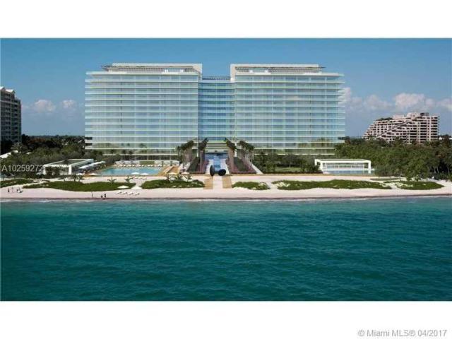 350 Ocean Dr 801-N, Key Biscayne, FL 33149 (MLS #A10259272) :: Green Realty Properties