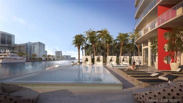 2602 E Hallandale Beach Blvd R2903, Hallandale, FL 33009 (MLS #A10276341) :: Berkshire Hathaway HomeServices EWM Realty