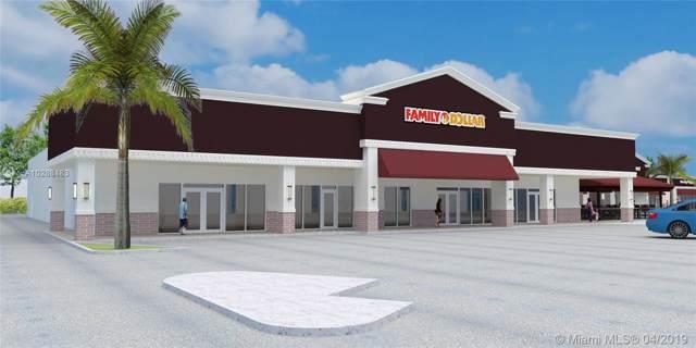 628 W Hallandale Beach Blvd, Hallandale Beach, FL 33009 (MLS #A10288483) :: Re/Max PowerPro Realty