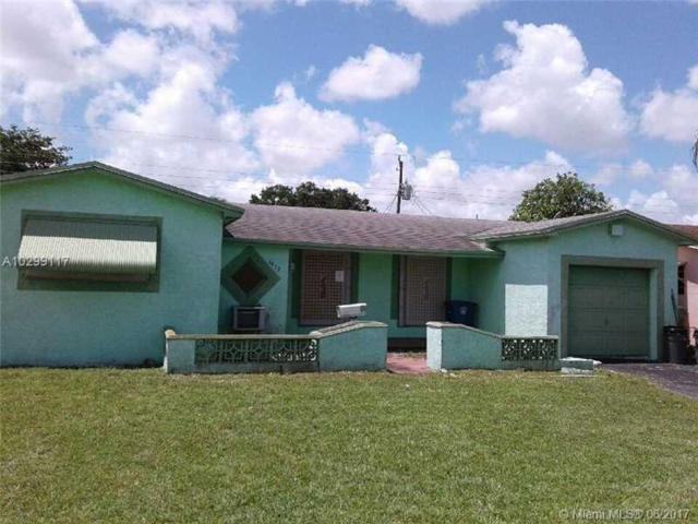 7832 Shalimar St, Miramar, FL 33023 (MLS #A10299117) :: The Chenore Real Estate Group