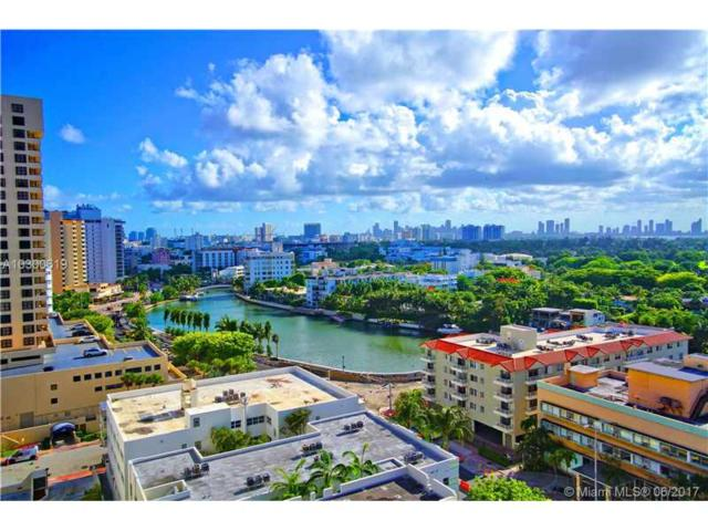 2655 Collins Ave #1606, Miami Beach, FL 33140 (MLS #A10300619) :: Nick Quay Real Estate Group