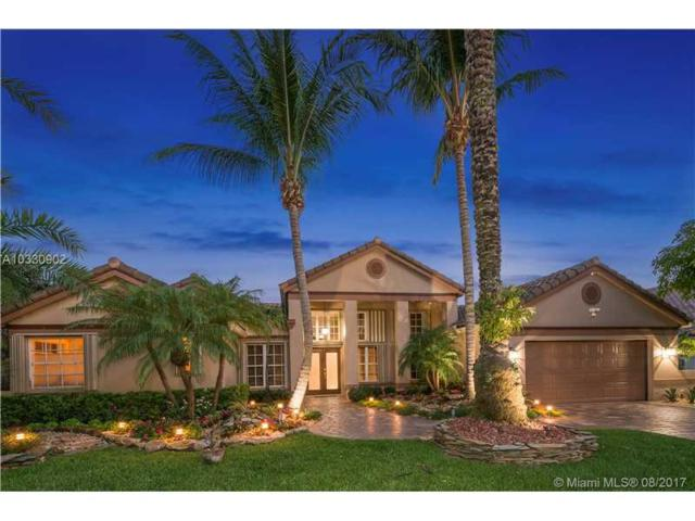 2849 Morning Glory Cir, Davie, FL 33328 (MLS #A10330902) :: The Chenore Real Estate Group