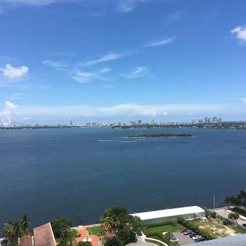 600 NE 27th St #2101, Miami, FL 33137 (MLS #A10334408) :: Patty Accorto Team