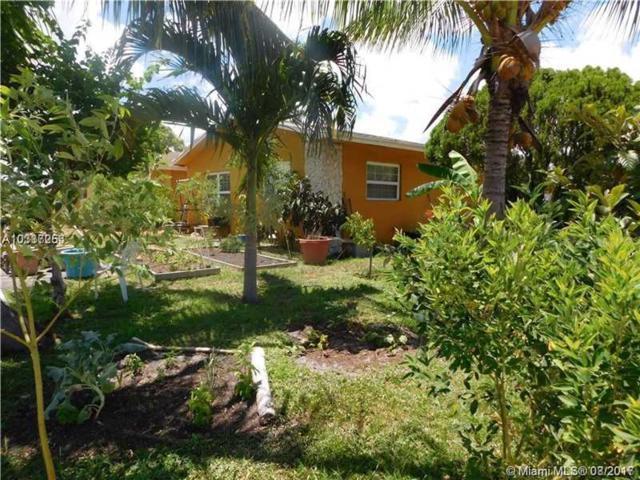 1351 SW 11th Ave, Deerfield Beach, FL 33441 (MLS #A10337253) :: Green Realty Properties