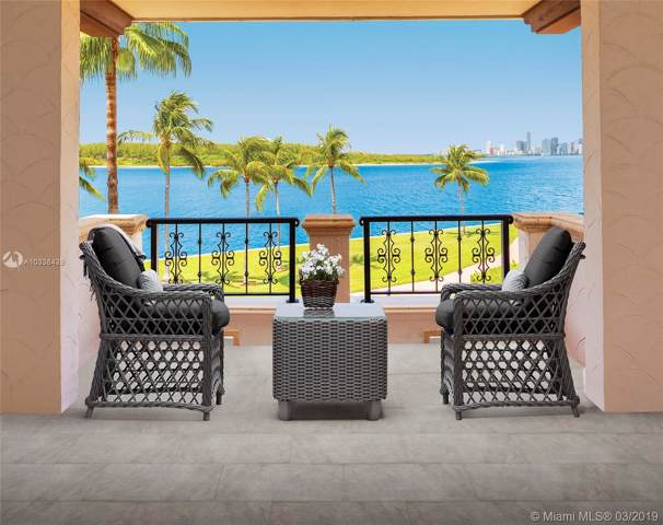 2235 Fisher Island Dr #3305, Miami Beach, FL 33109 (MLS #A10338439) :: Ray De Leon with One Sotheby's International Realty
