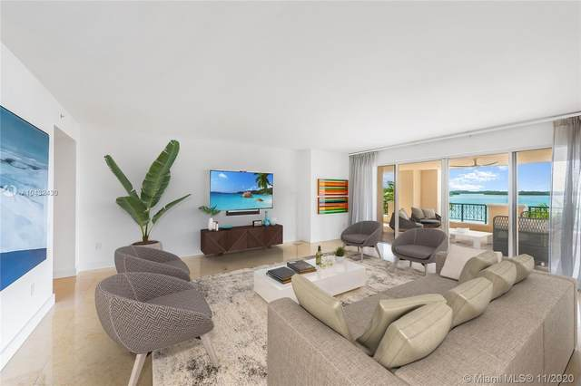 5024 Fisher Island Dr #5024, Miami Beach, FL 33109 (MLS #A10432430) :: Ray De Leon with One Sotheby's International Realty