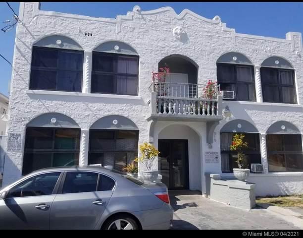 919 SW 6th St, Miami, FL 33130 (MLS #A10537552) :: Equity Advisor Team