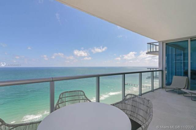 17001 Collins Ave #3108, Sunny Isles Beach, FL 33160 (MLS #A10569823) :: The Howland Group