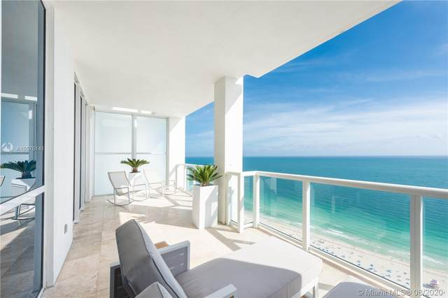 50 S Pointe Dr #3302, Miami Beach, FL 33139 (MLS #A10575141) :: Berkshire Hathaway HomeServices EWM Realty