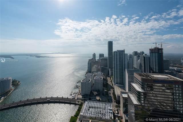 495 Brickell Ave Ph-5705, Miami, FL 33131 (MLS #A10581098) :: Castelli Real Estate Services
