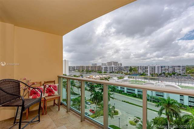2501 S Ocean Dr #1031, Hollywood, FL 33019 (MLS #A10587484) :: Patty Accorto Team