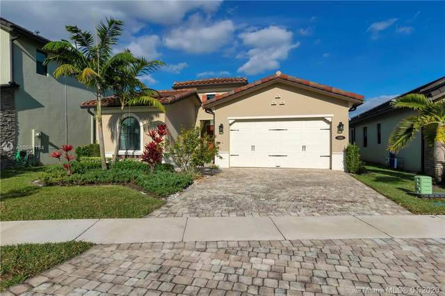 1281 SW 113th Way, Pembroke Pines, FL 33025 (MLS #A10594184) :: The Teri Arbogast Team at Keller Williams Partners SW