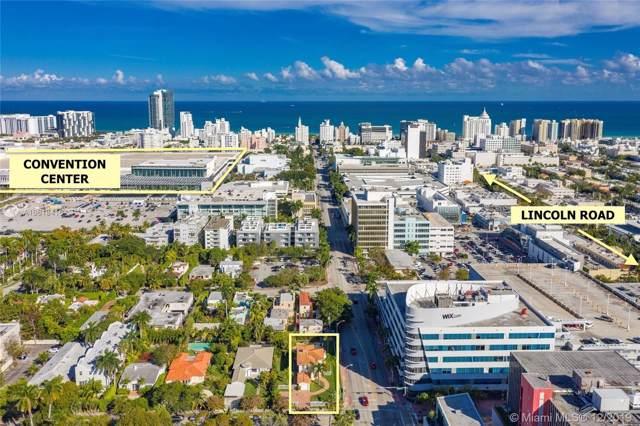 1701 Michigan Ave, Miami Beach, FL 33139 (MLS #A10618416) :: Grove Properties