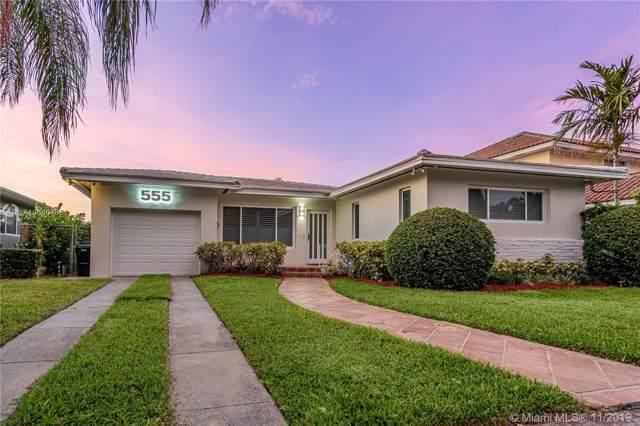 555 S Shore Drive, Miami Beach, FL 33141 (MLS #A10640485) :: The Kurz Team