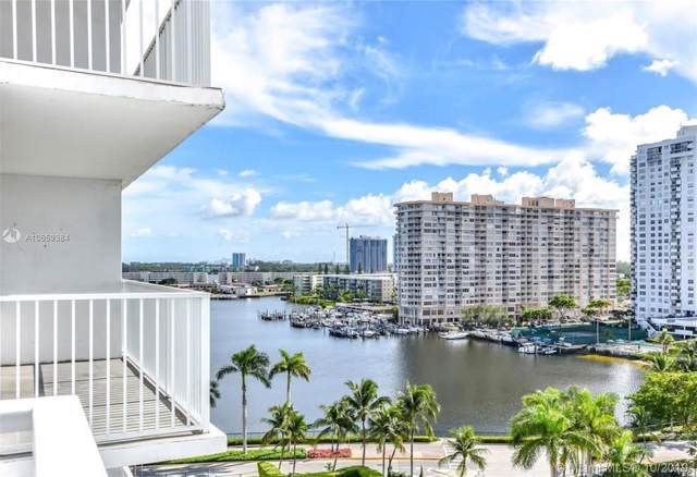 2801 NE 183rd St 1101W, Aventura, FL 33160 (MLS #A10659384) :: Berkshire Hathaway HomeServices EWM Realty