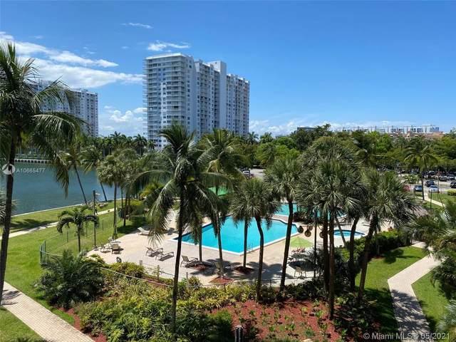 18151 NE 31st Ct #410, Aventura, FL 33160 (MLS #A10665477) :: Dalton Wade Real Estate Group