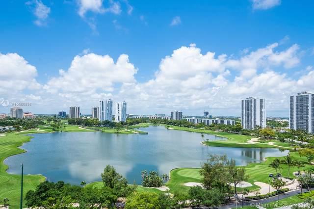 20185 E Country Club Dr #1106, Aventura, FL 33180 (MLS #A10665835) :: Re/Max PowerPro Realty