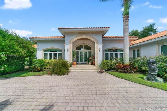 5801 SW 102nd St, Pinecrest, FL 33156 (MLS #A10666062) :: Ray De Leon with One Sotheby's International Realty
