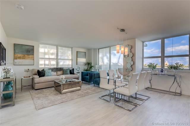 650 West Ave #712, Miami Beach, FL 33139 (MLS #A10675216) :: Grove Properties