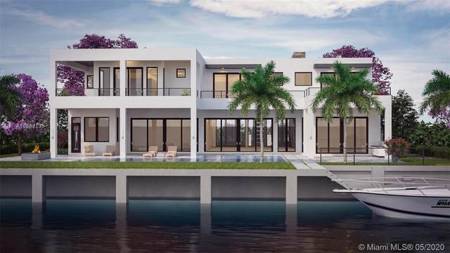 2841 NE 37th Ct, Fort Lauderdale, FL 33308 (MLS #A10682135) :: Berkshire Hathaway HomeServices EWM Realty