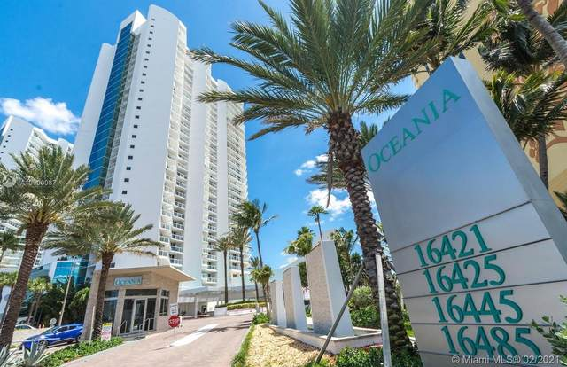 16485 Collins Ave #438, Sunny Isles Beach, FL 33160 (MLS #A10690987) :: KBiscayne Realty