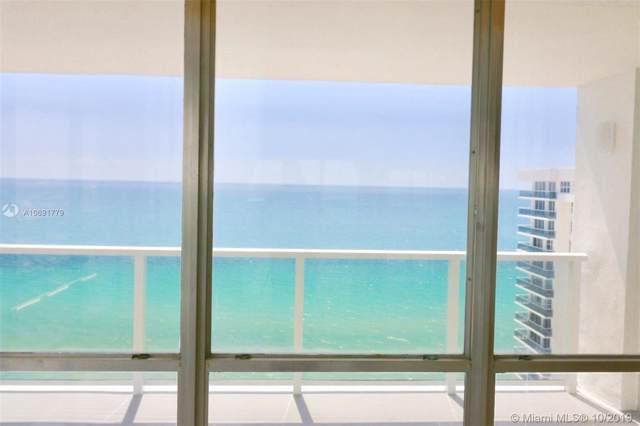 2751 S Ocean Dr N4ph, Hollywood, FL 33019 (MLS #A10691779) :: Grove Properties