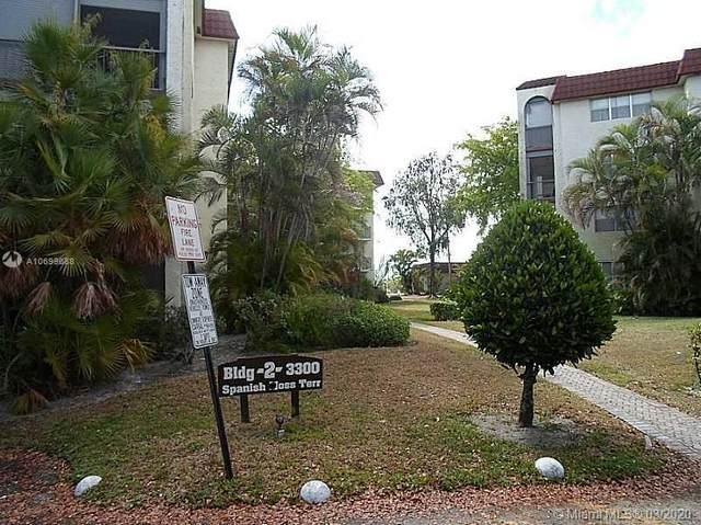 3300 Spanish Moss Ter #108, Lauderhill, FL 33319 (MLS #A10699688) :: Miami Villa Group
