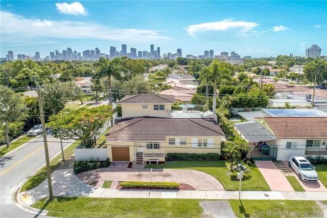 1801 SW 19th Ave, Miami, FL 33145 (MLS #A10716487) :: Albert Garcia Team