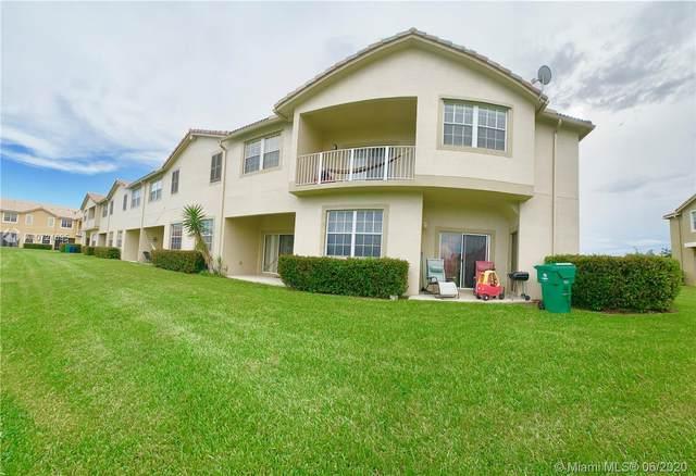 4263 SW 132nd Way #16201, Miramar, FL 33027 (MLS #A10724695) :: Berkshire Hathaway HomeServices EWM Realty