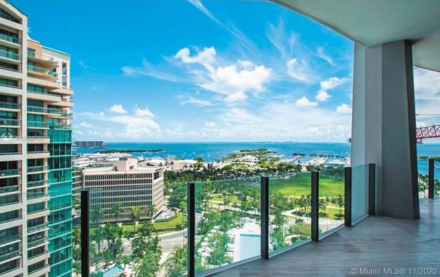 2821 S Bayshore Dr 14B, Coconut Grove, FL 33133 (MLS #A10726730) :: Berkshire Hathaway HomeServices EWM Realty