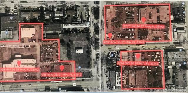 2724 NW 36th St, Miami, FL 33142 (MLS #A10745992) :: Grove Properties